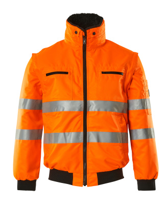 00535-880-14 Veste pilote - Hi-vis orange