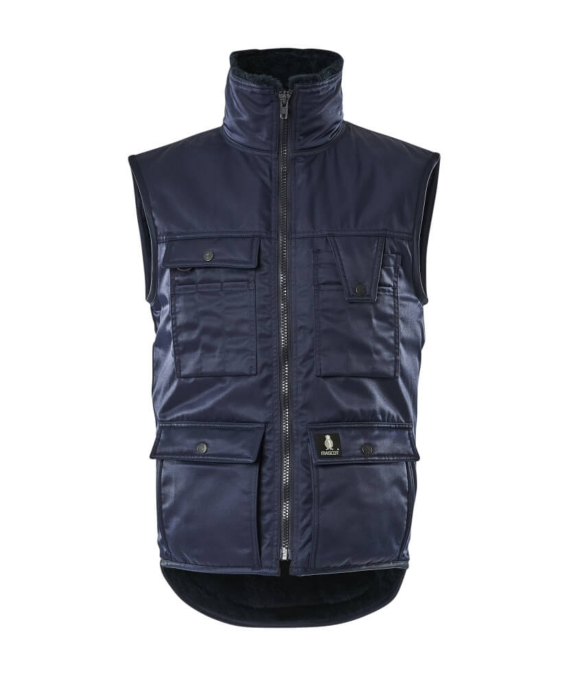 00554-620-01 Gilet grand froid - Marine