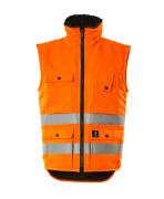00554-660-14 Gilet grand froid - Hi-vis orange