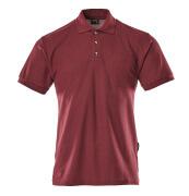 00783-260-22 Polo avec poche poitrine - Bordeaux