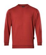 00784-280-02 Sweatshirt - Rouge