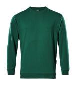00784-280-03 Sweatshirt - Vert bouteille