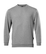 00784-280-08 Sweatshirt - Gris chiné