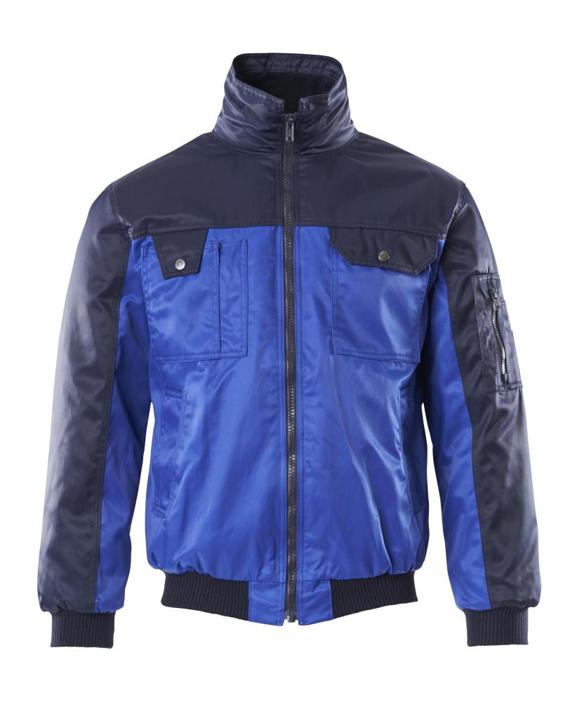 00922-620-1101 Veste pilote - Bleu roi/Marine