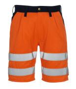 00949-860-141 Short - Hi-vis orange/Marine