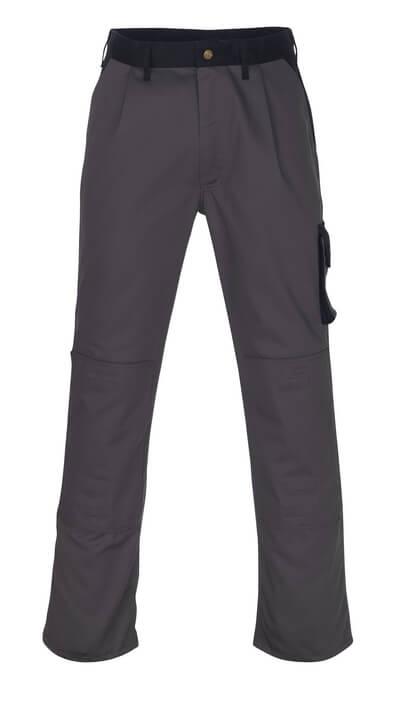 00979-430-111 Pantalon avec poches genouillères - Marine/Bleu roi