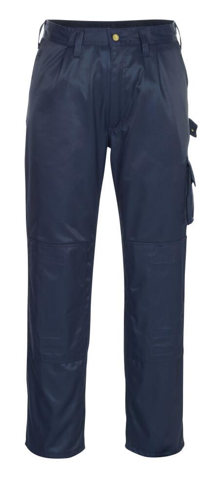 00979-620-01 Pantalon avec poches genouillères - Marine