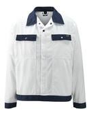 04509-800-61 Veste - Blanc/Marine