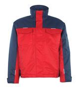 05022-650-21 Veste grand froid - Rouge/Marine