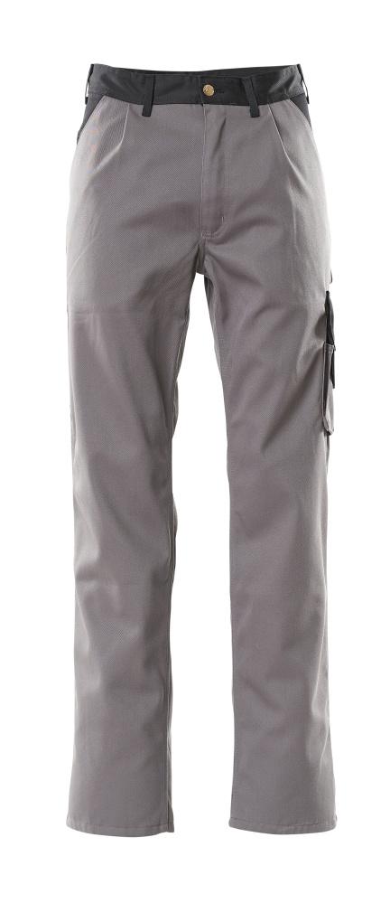 06279-430-8889 Pantalon avec poches cuisse - Anthracite/Noir