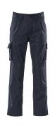 07479-330-01 Pantalon avec poches genouillères - Marine