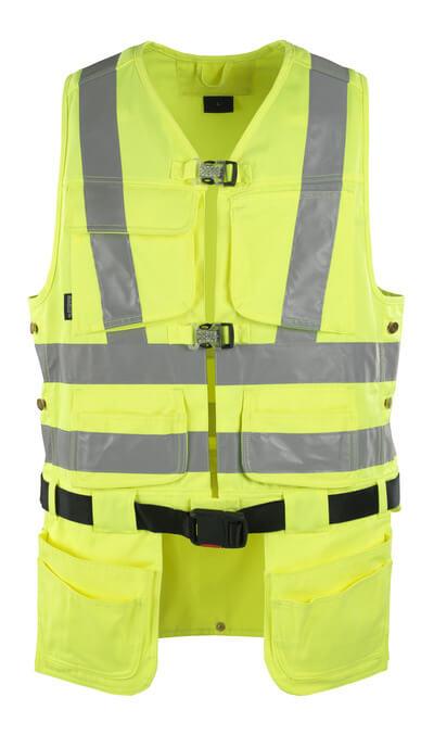 08089-470-17 Gilet porte-outils - Hi-vis jaune