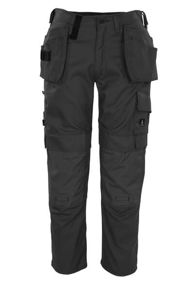 08131-010-01 Pantalon avec poches genouillères et poches flottantes - Marine