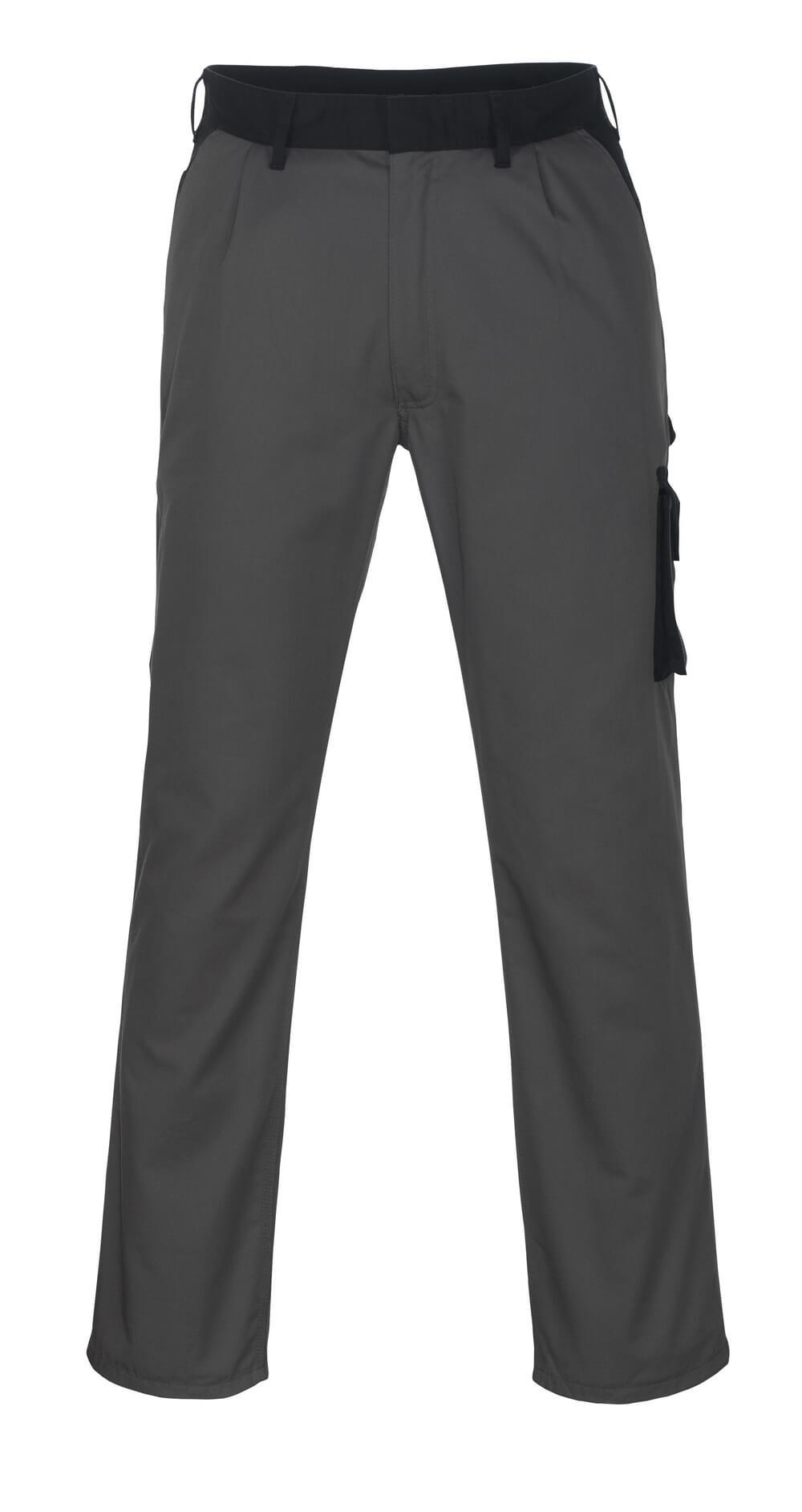 08779-442-8889 Pantalon avec poches cuisse - Anthracite/Noir