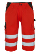 09049-860-A49 Pantacourt - Hi-vis rouge/Anthracite foncé