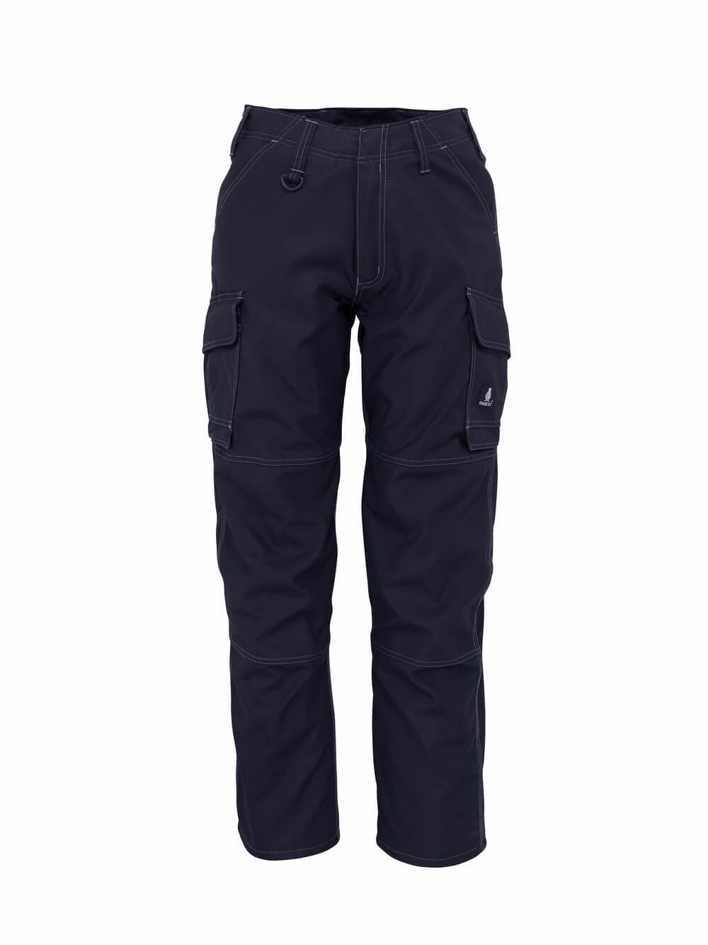 10279-154-010 Pantalon avec poches cuisse - Marine foncé