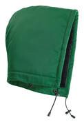 10539-620-03 capuche - Vert bouteille