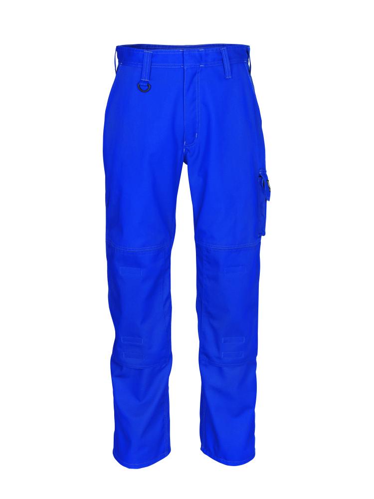 10579-442-11 Pantalon avec poches genouillères - Bleu roi