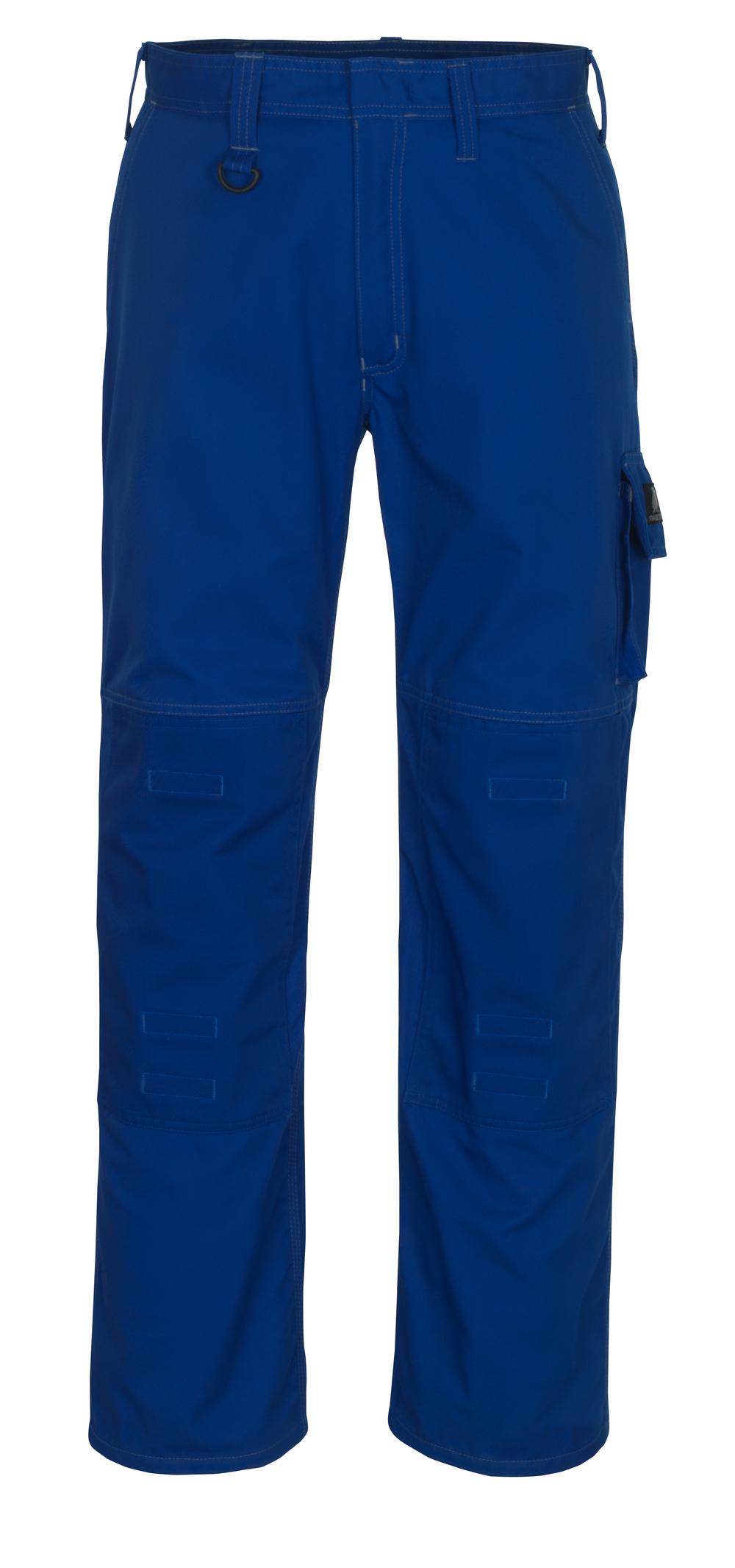 13179-430-11 Pantalon avec poches genouillères - Bleu roi