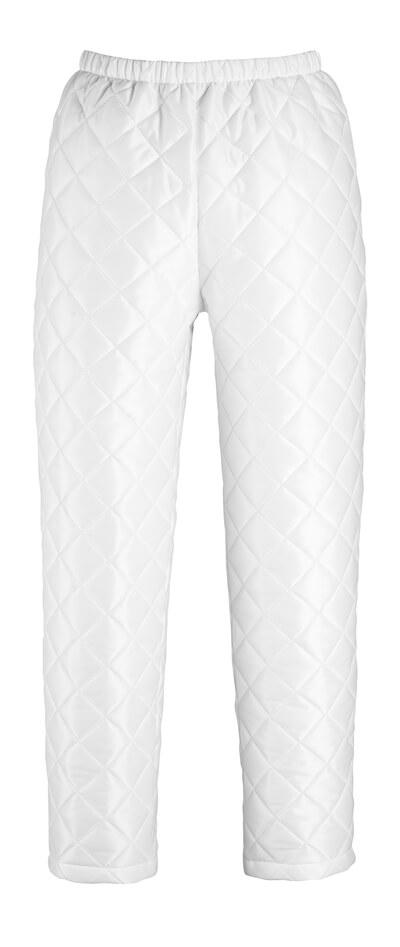 13578-707-06 Pantalon thermique - Blanc