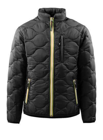 15015-998-09 Veste thermique - Noir