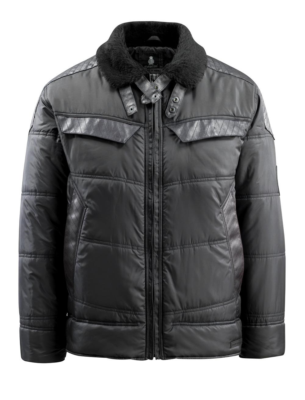15235-998-09 Veste grand froid - Noir