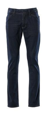 15379-869-76 Jeans - Denim bleu délavé