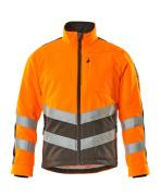 15503-259-1418 Veste polaire - Hi-vis orange/Anthracite foncé