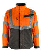 15509-860-1418 Veste - Hi-vis orange/Anthracite foncé