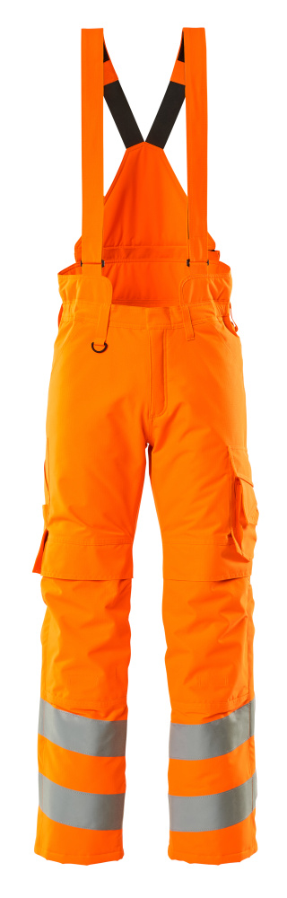15690-231-14 Pantalon grand froid - Hi-vis orange