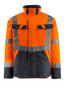 15935-126-14010 Veste grand froid - Hi-vis orange/Marine foncé