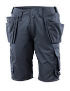16049-230-010 Short avec poches flottantes - Marine foncé