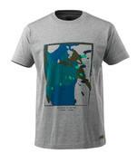 17082-250-08 T-shirt - Gris chiné