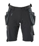 17149-311-010 Short avec poches flottantes - Marine foncé