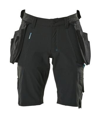 17149-311-09 Short - Noir
