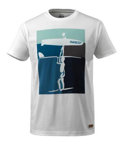 17182-250-06 T-shirt - Blanc