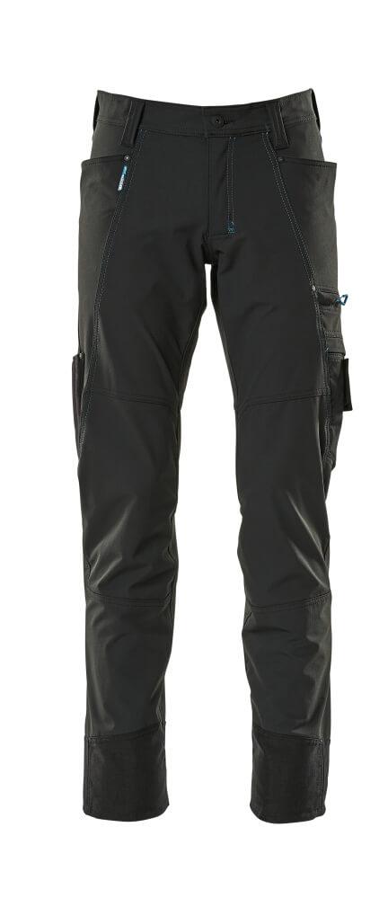 17279-311-09 Pantalon - Noir