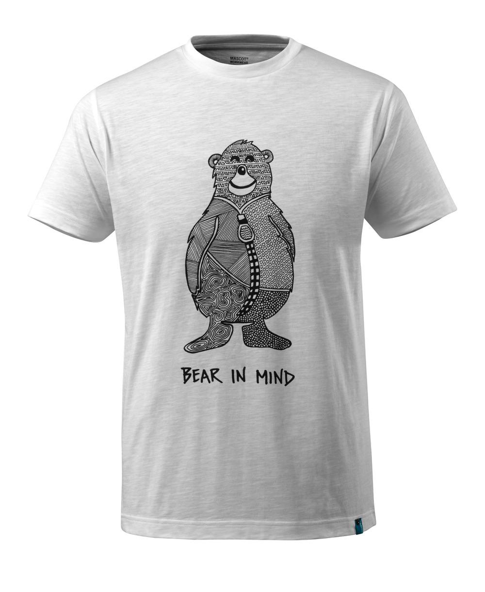 17381-983-06 T-shirt - Blanc