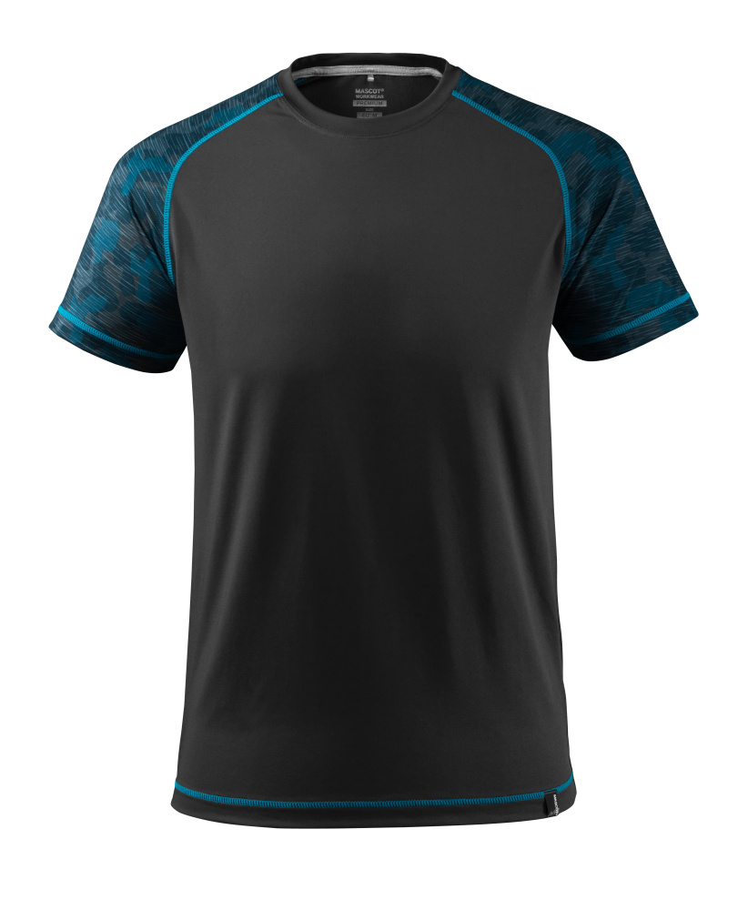 17482-944-09 T-shirt - Noir