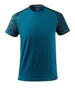 17482-944-44 T-shirt - Bleu pétrole foncé