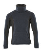 17584-319-01009 Sweatshirt - Marine foncé/Noir
