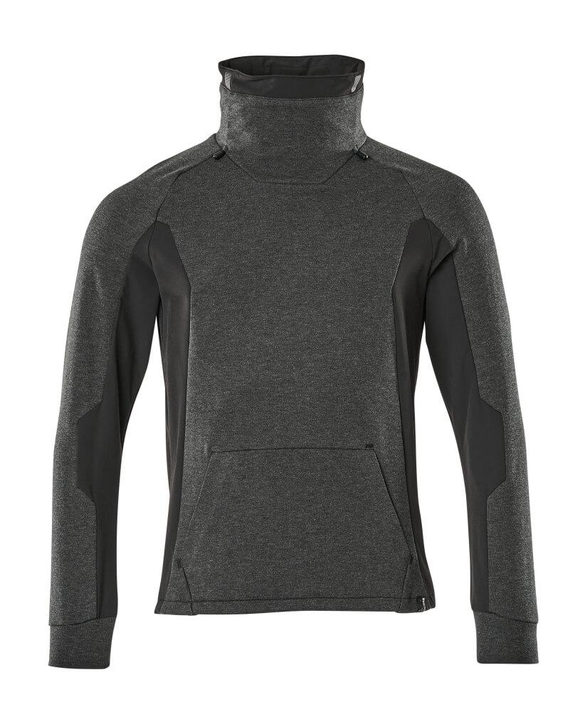 17584-319-09 Sweatshirt - Noir