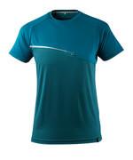 17782-945-44 T-shirt - Bleu pétrole foncé