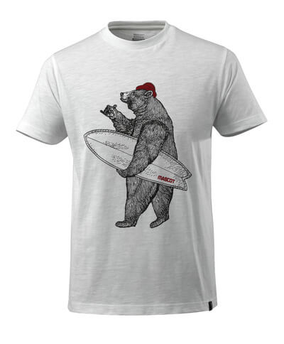 17982-983-06 T-shirt - Blanc
