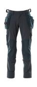 18031-311-010 Pantalon avec poches flottantes - Marine foncé