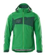 18035-249-33303 Veste grand froid - vert gazon/vert bouteille