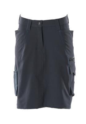 18147-511-010 Skirt - Marine foncé