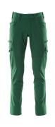 18279-511-03 Pantalon avec poches cuisse - Vert bouteille