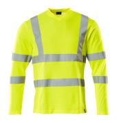 18281-995-17 T-shirt, manches longues - Hi-vis jaune