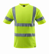 18282-995-14 T-shirt - Hi-vis orange